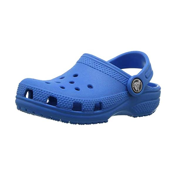 crocs Kids' Classic Clog | Slip on Boys and Girls | Water Shoes