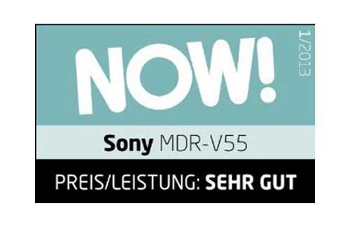 Sony MDR-V55 DJ-Kopfhörer