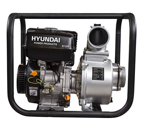 Hyundai HY-HY100 Motobomba Gasolina