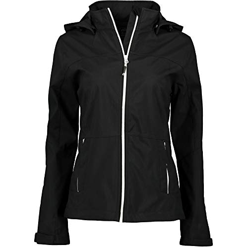 McKINLEY Damen Softshelljacke Everest schwarz (200) 44