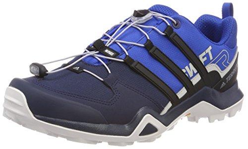Adidas Terrex Swift R2, Zapatillas de Senderismo para Hombre, Azul (Belazu/Negbas /...