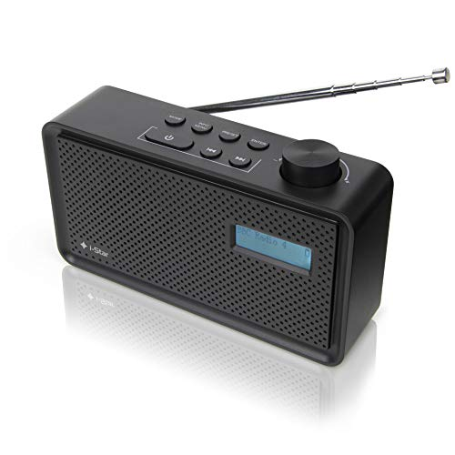 DAB/DAB+ Digital & FM Radio, Portable Mains and Battery Powered DAB Radios...