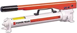 SPX Power Team P55 Single Acting Manual Pump, 1-Speed, 10,000 psi