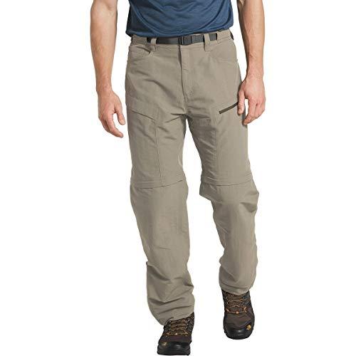 The North Face Men's Paramount Trail Convertible Pants - Dune Beige - 2XL (Short)