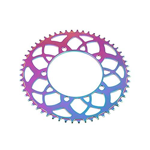 Montaña MTB Bike Freno Rotor Aleación de Aluminio Cojín de Freno Biking Portátil Piezas de Ciclismo a Prueba de Polvo para Bicicleta (Color : B)