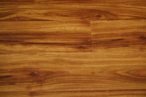 8.7mm Click Lock; 28 mil wear Layer; Luxury Vinyl Plank Flooring 100% Waterproof w/EVA underpad: $4.90/sqft - Acacia - 15 cartons(354.6 sqft)