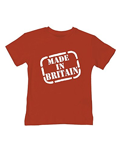Ice-Tees T-shirt d'été pour bébé et enfant - Rouge - 2-3 ans