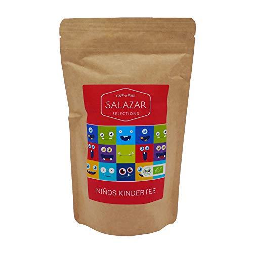 Salazar Ninos BIO Babytee 250g Aromapack | Kräutertee mit Fenchel für Babys und Kinder
