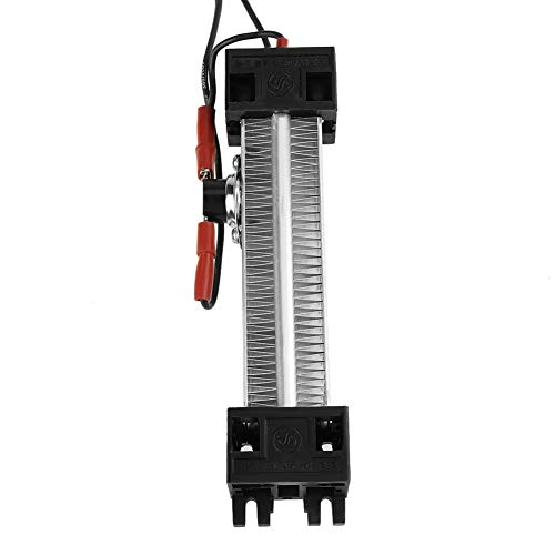 Calentador de Aire de cerámica, Elemento de Calentamiento de Aire de cerámica eléctrico, Temperatura Constante, Ahorro de energía, PTC Hecho de 155 x 35 mm
