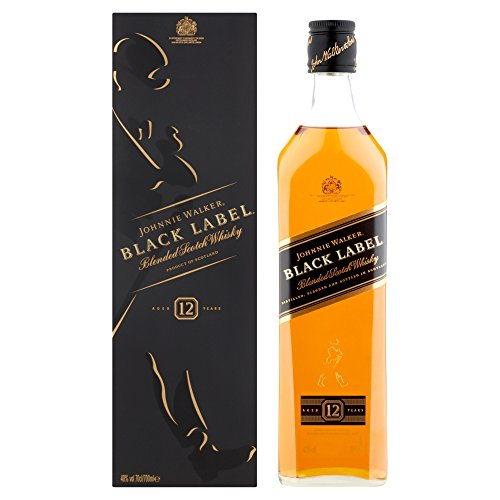 Black Label Price >> Johnnie Walker Black Label 70cl