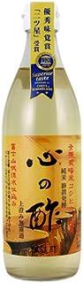 心の酢「上澄み無濾過」500ml 米酢 単品 純米酢 戸塚醸造店