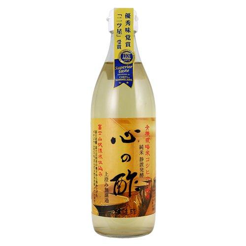 戸塚醸造店『心の酢上澄み無濾過』