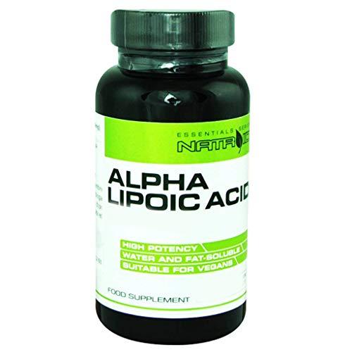 Natroid Alpha Lipoic Acid 100mg