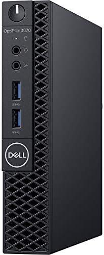 Dell OptiPlex 3070 Desktop Computer – Intel Core i5-9500T – 8GB RAM – 256GB SSD – Micro PC