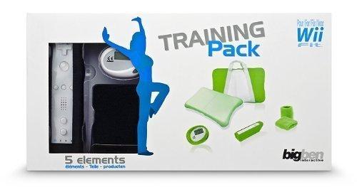Wii Fit - Training Pack grün