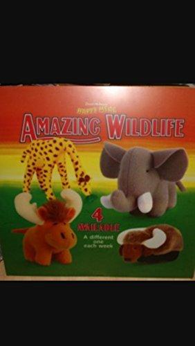 McDonald's Increíble juguete de vida silvestre - Buffalo