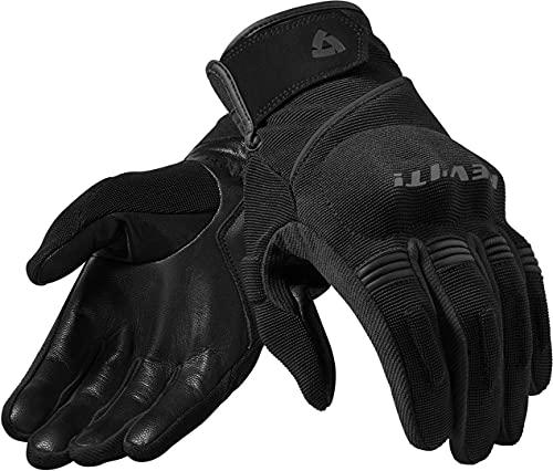 Revit Mosca Motocross Handschuhe Schwarz M