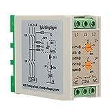 Relé de monitoreo de voltaje, 380 VCA 50/60Hz Relé de monitoreo de fase sobre protector de bajo voltaje