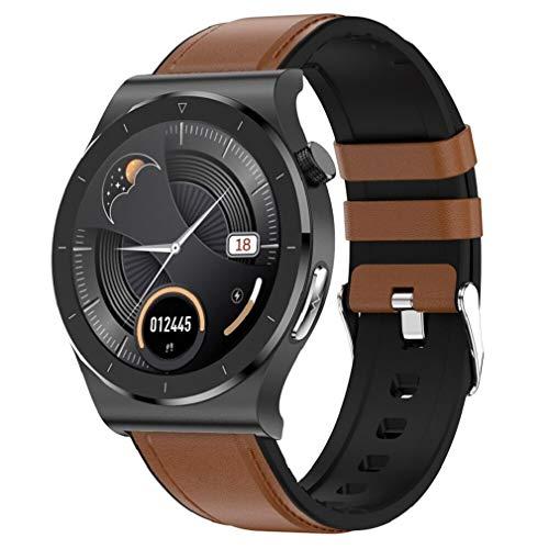 Relógio Smartwatch NAMOFO 2021 novo relógio inteligente masculino com temperatura do corpo ecg ppg hr bp spo2 esportes rastreador de fitness à prova dwaterproof água smartwatch para android ios (1)