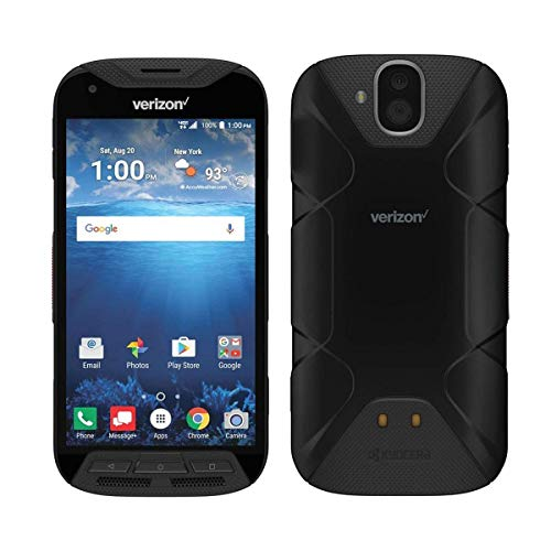 Kyocera DuraFORCE E6810 Pro with Sapphire Shield Verizon Rugged 4G Android Smart Phone - (Renewed)