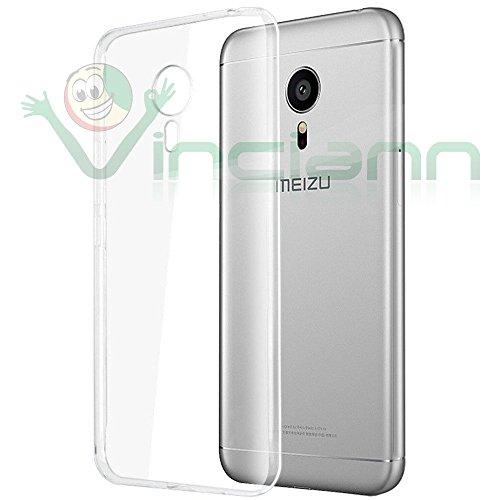 Custodia AIR cover trasparente per Meizu Pro 5 case TPU flessibile morbida nuova