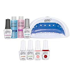 Gelish Pro Kit with LED Gel Light