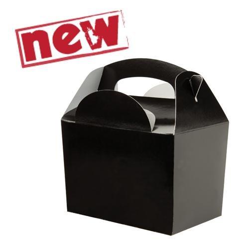 Partyrama Boîte-repas/boîte-cadeau pour enfant en papier 100 % recyclable/biodégradable