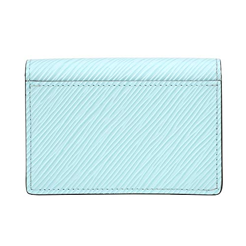 ルイヴィトンLouisVuittonカードケースSM69344エピライトブルー水色[並行輸入品]