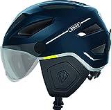 ABUS Unisex-Erwachsene PEDELEC 2.0 ACE Fahrradhelm, Midnight Blue, L