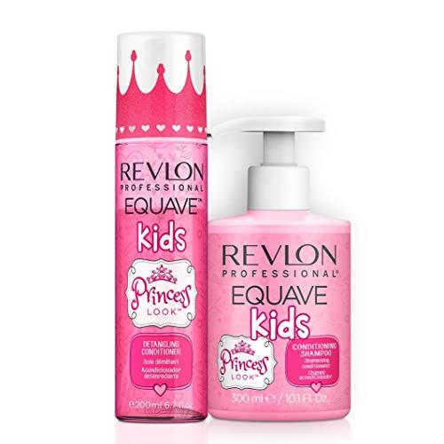 Revlon Professional Equave Kids Princess Conditioner 200ml + Revlon Professional Equave Kids Princess Shampoo 300ml