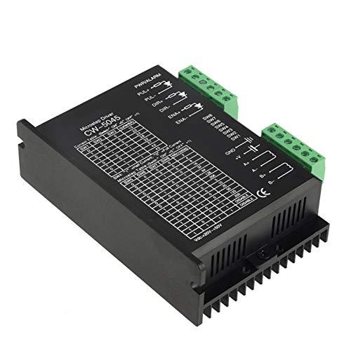 FEBT Controlador de Motor híbrido, módulo de conducción de Motor Paso a Paso, Profesional de Baja vibración para máquina de Grabado y etiquetado