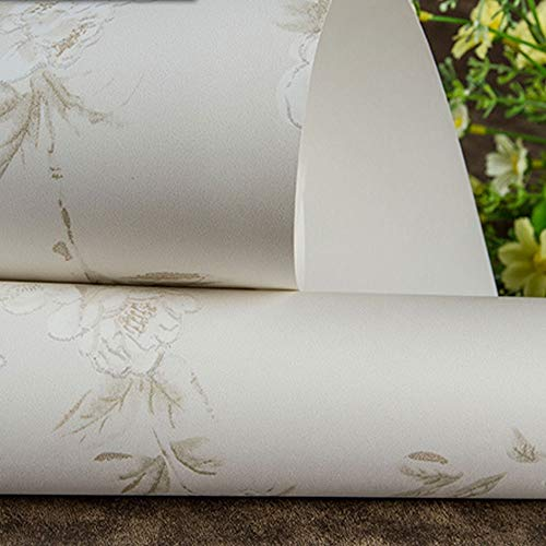 Amerikaans behang warm vintage bloemen Dance vlinder behang geschikt voor woonkamer slaapkamer gang
