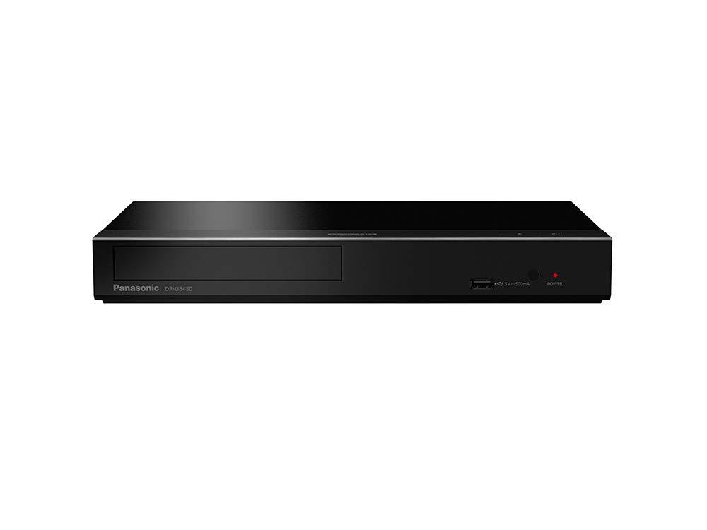 Panasonic DP-UB450EB 4K Ultra HD Reproductor de Blu-ray con Dolby Vision/HDR10+: Amazon.es: Electrónica