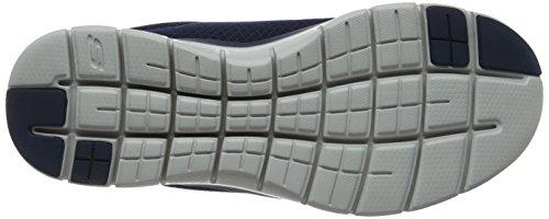 Skechers Flex Advantage 2.0-Dayshow Sneaker, Blau - 4