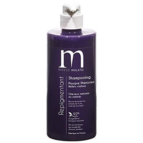 Mulato MUL041 Repigmentierendes Shampoo, Phönician-Purpur 500 ml