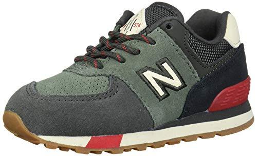 New Balance Kids' Boy's 574v1 Lace-up Sneaker
