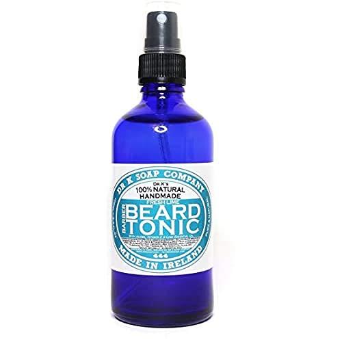 Dr K Beard Tonic Fresh Lime 100 ml
