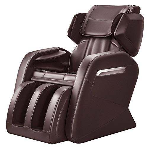 OOTORI Full Body Massage Chair Recliner, Zero Gravity for Neck Back Legs and Foot Shiatsu Massager...