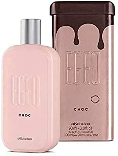Boticario - Linha Egeo (Choc) - Colonia Feminina 90 Ml - (Boticario - Egeo (Choc) Collection - Eau de Toilette For Women 3 Fl Oz)