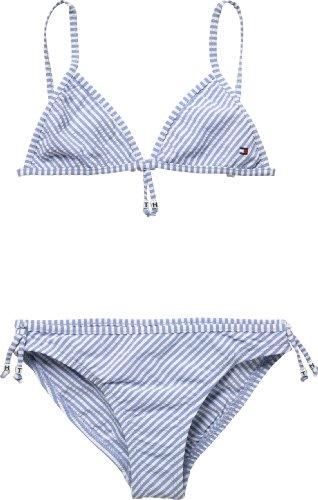 Tommy Hilfiger bikini voor meisjes, EX57104711/ITHACA SEERSUCKER BIKINI