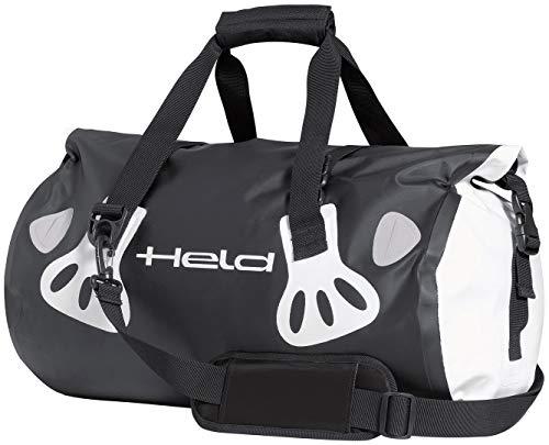 Held Carry-Bag Gepäcktasche, Farbe schwarz-Weiss, größe 60 Liter