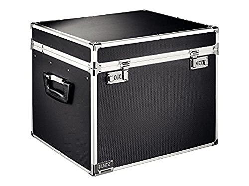 Leitz 67140095 - Cajas de almacenaje (aluminio), color...