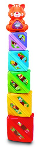 VTech Baby 185003 Stack Sort and...