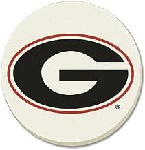 NCAA Georgia Bulldogs Absorbent Coaster - Pack Of 4