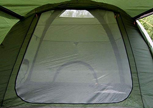 Crua Outdoors Core Premium Quality 6 Person All Weather Large Family Camping Tent - Air-Beam Frame & Easy To Set up