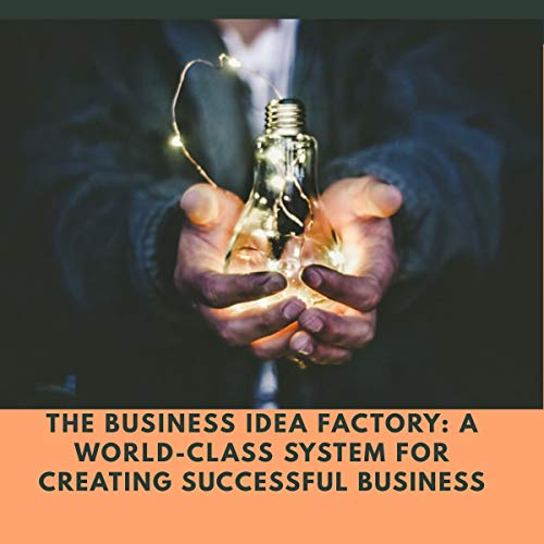 The Business Idea Factory cover art