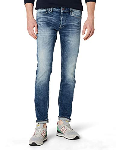 JACK & JONES Herren Jjglenn Original Jj 887 Noos Jeanshose, Blau (Blue Denim), W34/L34 (Herstellergröße: 34)