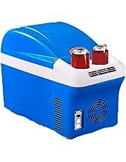 SDWCWH Refrigerador Portátil para Coche Frigo Portatile12V / 24V Frigorifero Portatile, Frigo Da Campeggio DC Mini 15L Frigo Auto Frigo con Pantalla para Conducir Viajes Pesca Al Aire Libre Hogar
