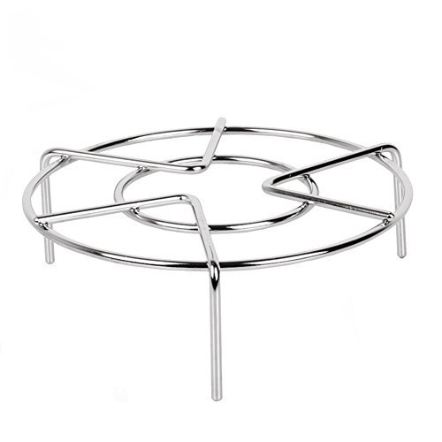 "Heavy Duty Stainless Steel Trivet (2.7"" Tall)"