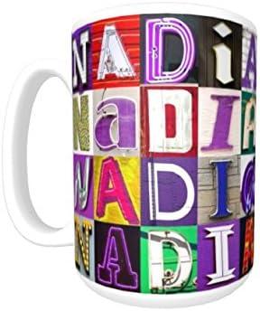 NADIA Coffee Mug / Cup